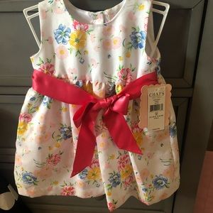 Baby girl floral dress